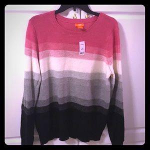 NWT Joe Fresh Sweater